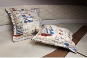 Декоративная мягкая подушка (1 шт.)
